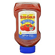 Red Gold Less Sodium & Less Sugar Ketchup