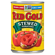 Red Gold Stewed Tomatoes