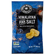 Red Rock Himalayan Pink Salt Deli Style Potato Chips