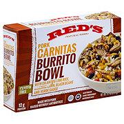 Red's Carnitas Burrito Bowl
