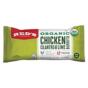 Red's Natural Foods Organic Chicken Cilantro Lime Burrito