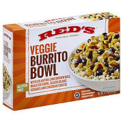 Red's Veggie Burrito Bowl