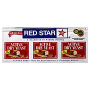 Red Star Active Dry Yeast