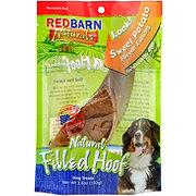 Redbarn Naturals Sweet Potato Filled Hoof