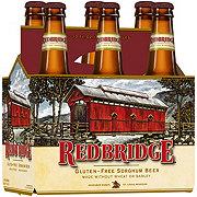 Redbridge Gluten-Free Sorghum  Beer 12 oz  Bottles
