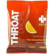 REDD REMEDIES Throat Drop Sweet Lemon
