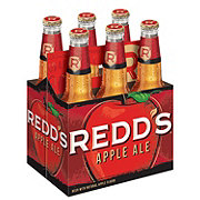 Redd's Apple Ale 6 PK Bottles