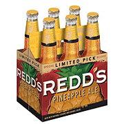 Redd's Pineapple Ale Beer 12 oz Bottles
