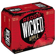 Redd's Wicked Apple Hard Ale, 10oz bottles