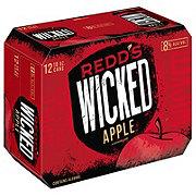Redd's Wicked Apple Hard Ale, 10oz bottles