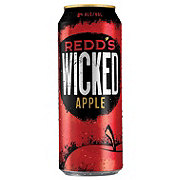 Redd's Wicked Apple Hard Ale Can