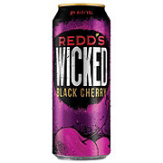 Redd's Wicked Black Cherry Can