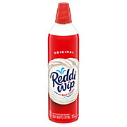 Reddi Wip Original Dairy Whipped Topping