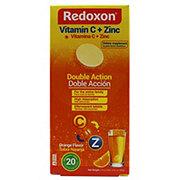 Redoxon Vitamin C Orange Flavored Effervescent Tablets