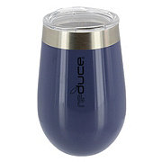 Reduce Blue Wine Tumbler