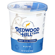 Redwood Hill Farm Goat Milk Plain Yogurt