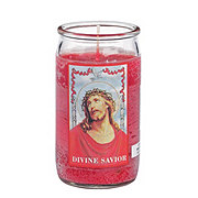 Reed Candle Divine Savior Religious Candle