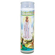 Reed Candle Our Lady Of Fatima Reed Unscented