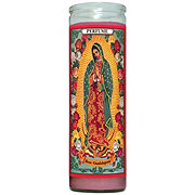 Reed Candle Rose - Guadalupana Candle