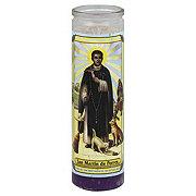 Reed Candle San Martin De Porres Candle