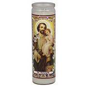 Reed Candle St. Joseph Candle