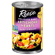 Reese 10-12 Extra Small Size Artichoke Hearts