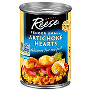Reese 8-10 Small Size Artichoke Hearts