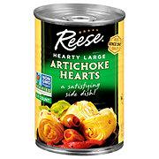Reese Artichoke Hearts, 5-7 Large Size