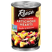 Reese Artichoke Hearts Quartered
