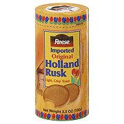 Reese Holland Rusk Light Original Crisp Toast