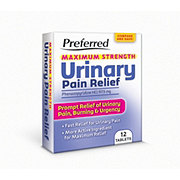 Reese Max Strength Urinary Pain Relief Tabs