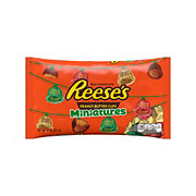 Reese's Christmas Peanut Butter Cup Miniatures Bag