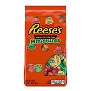 Reese's Christmas Peanut Butter Cup Miniatures Party Bag