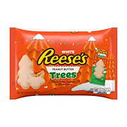Reese's Christmas Peanut Butter White Tree Snack Size Laydown Bag