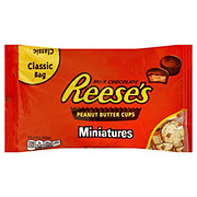 Reese's Milk Chocolate Peanut Butter Cups Miniatures