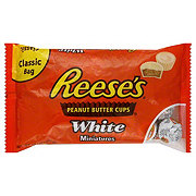 Reese's Miniatures White Peanut Butter Cups