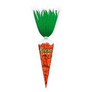 Reese's Pieces Peanut Butter Candy Carrot
