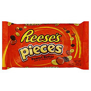 Reese's Pieces Peanut Butter In A Crunchy Shell Candy