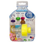 Refresh-a-Baby Water and Beverage Bottle Adapters, Assorted Colors
