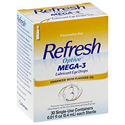 Refresh Optive Mega 3 Lubricating Drops