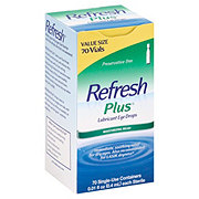 Refresh Plus Lubricant Eye Drops 0.5% Op