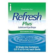 Refresh Plus Sensitive Lubricant Eye Drops