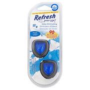 Refresh You Car! Refresh Your Car! Mini Diffuser, Fresh Linen