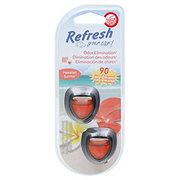 Refresh You Car! Refresh Your Car! Mini Diffuser, Hawaiian Sunrise