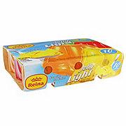 Reina Gel Snacks Plastic Cup Light Jelly