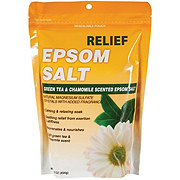 Relief Epsom Salt Green Tea & Chamomile Scent