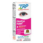 Relief Products Pinkeye Relief Sterile Homeopathic Eye Drops