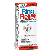 Relief Products Ring Relief Homeopathic Ear Drops
