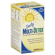 Renew Life Daily Multi-Detox Vegetable Capsules