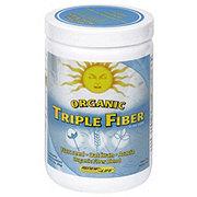 Renew Life Organic Triple Fiber Powder